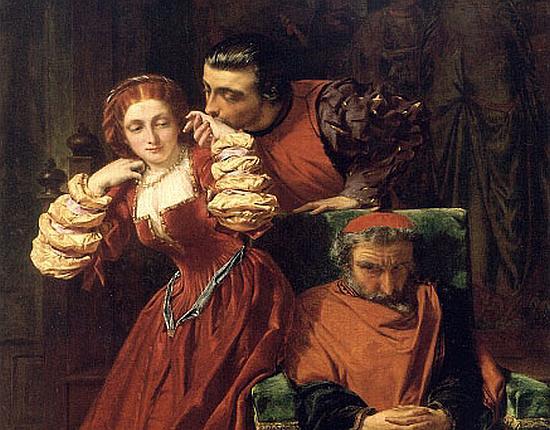 I due gentiluomini di Verona - Atto I