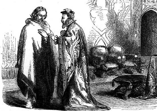 I due gentiluomini di Verona - Atto III
