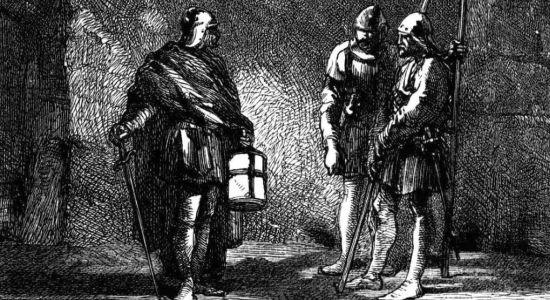 Enrico VI - Parte I - Atto II