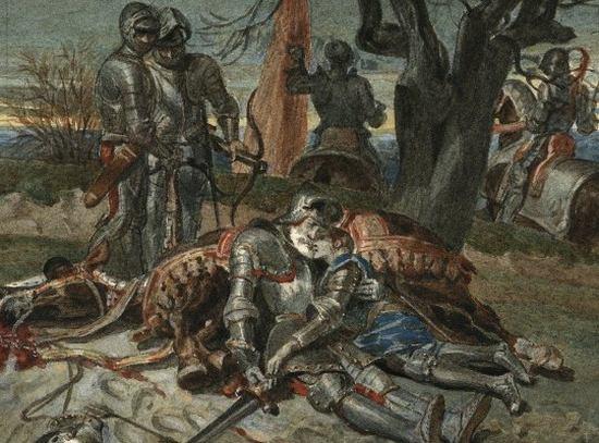 Enrico VI - Parte I - Atto IV