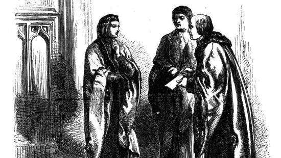Enrico VI - Parte I - Atto V