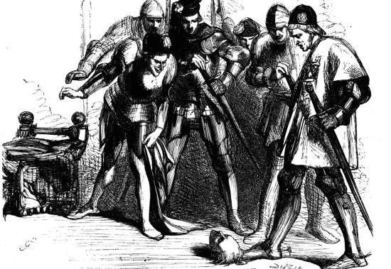 Enrico VI - Parte III - Atto I