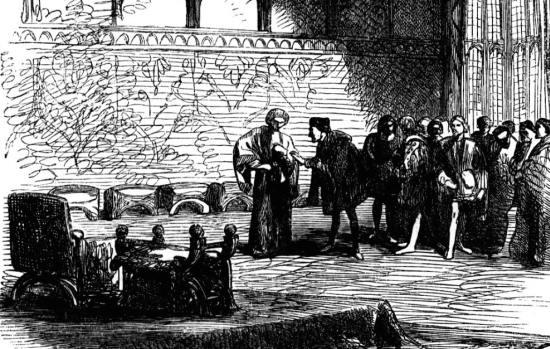 Enrico VI - Parte III - Atto IV