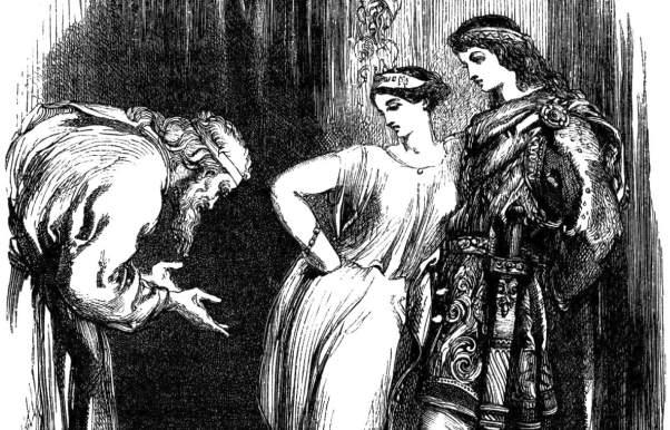 Troilo e Cressida - Atto III