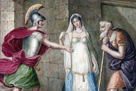 Troilo e Cressida - Atto IV