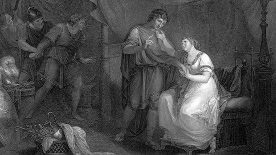 Troilo e Cressida - Atto V