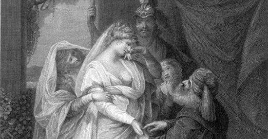 Antonio e Cleopatra - Atto I
