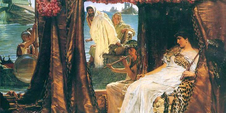 Antonio e Cleopatra - Atto II
