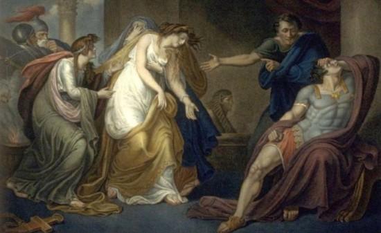 Antonio e Cleopatra - Atto III
