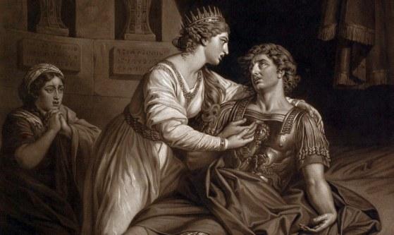 Antonio e Cleopatra - Atto IV