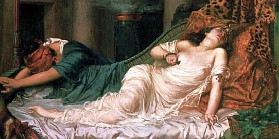 Antonio e Cleopatra - Atto V