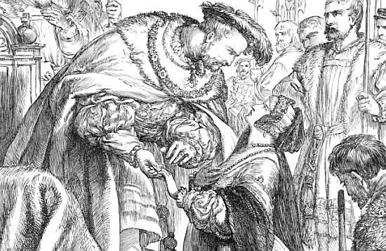 Enrico VIII - Atto I