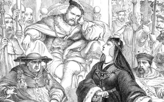 Enrico VIII - Atto II