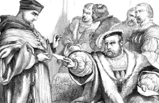 Enrico VIII - Atto III