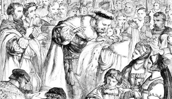 Enrico VIII - Atto V
