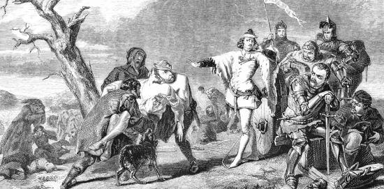 Enrico IV - Parte I - Atto I