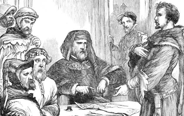 Enrico IV - Parte I - Atto III
