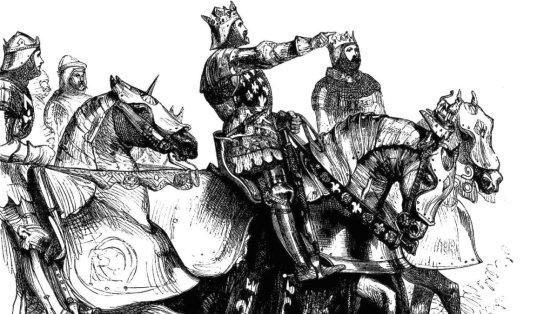 Enrico IV - Parte I - Atto V