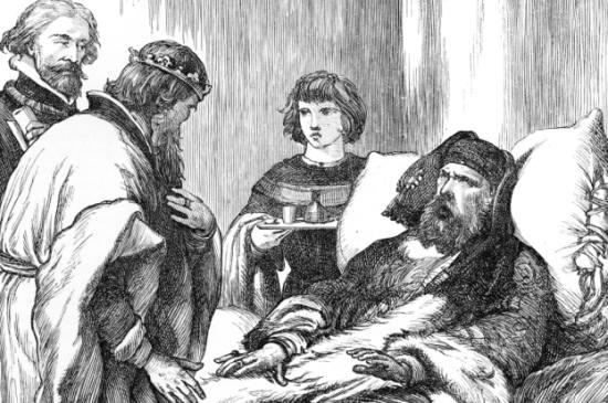 Enrico IV - Parte II - Atto III