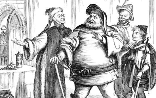 Enrico IV - Parte II - Atto V