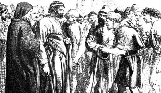 Giulio Cesare - Atto I