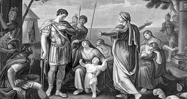 Giulio Cesare - Atto V