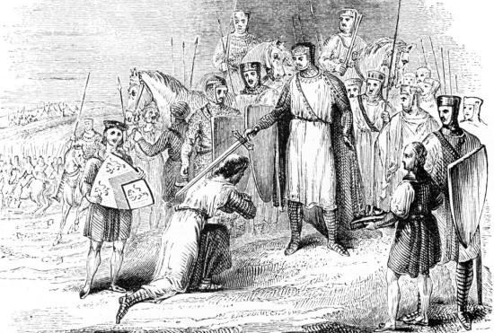 Re Giovanni - Atto I