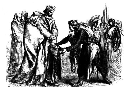 Re Giovanni - Atto II
