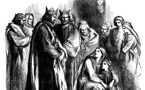 Re Giovanni - Atto III