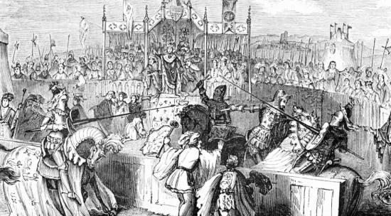 Riccardo II - Atto I
