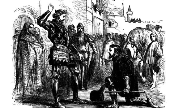 Riccardo II - Atto III