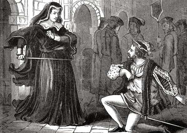 Riccardo III - Atto I
