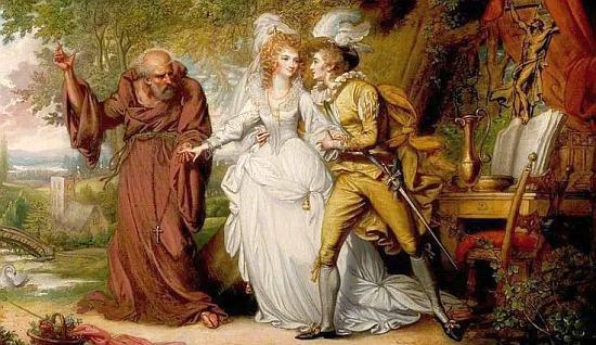Romeo e Giulietta - Atto II