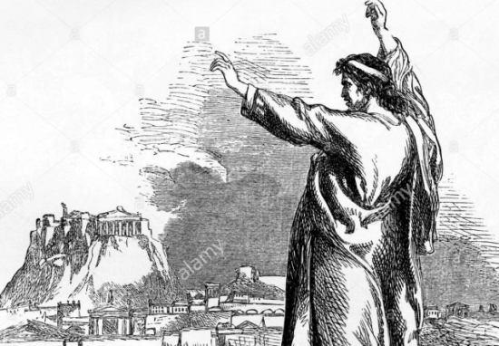 Timone d'Atene - Atto I