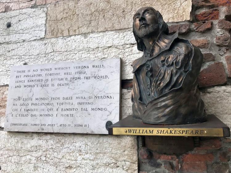 Shakespeare fratello d'Italia